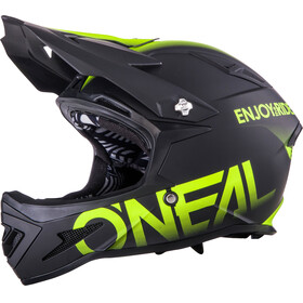 ONeal Warp Fidlock Helmet BLOCKER black/yellow